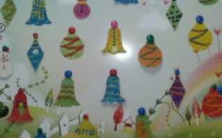 Ручные игрушки на новый год. Мастер-класс по изготовлению новогодних игрушек своими руками